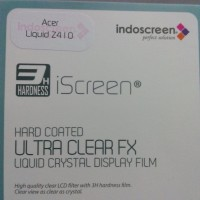 Acer liquid z410 anti gores iscreen clear, screen guard protector