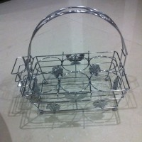 Keranjang Kotak Tempat Aqua Gelas isi 6 Ruang Tamu