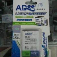 Battery Double Power + 2 ic ADSS for BB 9700/9780/9000