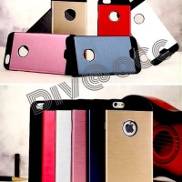 Motomo Luxury Metal Breathable Hard Case for Apple iPhone 4/4s