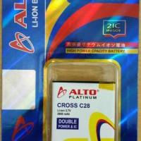 BATERAI ALTO DOUBLE POWER FOR CROSS C28
