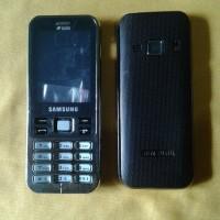 Casing case Fullset+Tulang Samsung Lakota C3322 Original Cina