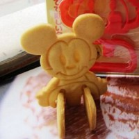 Micky Cookie cutter/ biscuit/ Cookie press mold ca