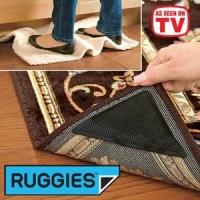 RUGGIES AS SEEN ON TV