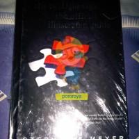 Buku TWILIGHT SAGA: THE OFFICIAL ILLUSTRATED GUIDE (Stephenie Meyer)