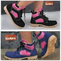 Sepatu Kickers Boot Women/Wanita