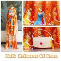 Mukena Bali anak karakter Princess