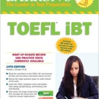 harga Barrons TOEFL IBT with Answer Key and CD Audio 14th Edition Tokopedia.com