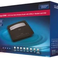 Router Wireless linksys X3500