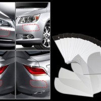 Car Bumper Protection Sticker Set of 4