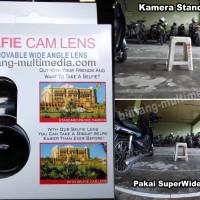 Lensa Super Wide 0.4x Wide Angle Lens Super Wide 0,4x untuk Handphone