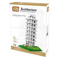 Loz Lego Nano Block Architecture Leaning Tower of Pisa