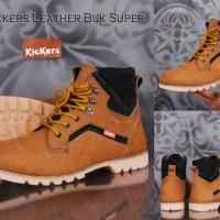 Sepatu Kickers Boot Super Safety