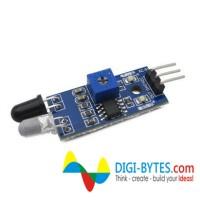 Infra Red Line Sensor (Black and White Line/Line Follower Sensor)