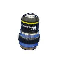 Lensa Objektif 10X Mikroskop Binokular XSZ