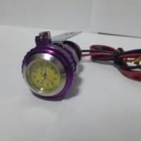 Charger Gadget Motor (dengan Jam)