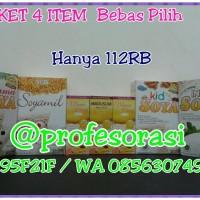 paket Bebas pilih 4 item ( booster asi , penambah nafsu makan)