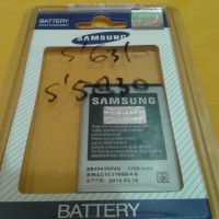 Baterai Samsung 1300mah Original For Samsung Galaxy Young S6310