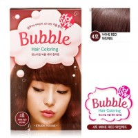 Etude House Bubble Hair Coloring #4 Wine Red