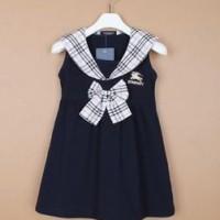 Baju Anak - Burberry Dress (GI-587)