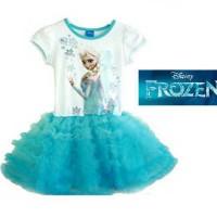Baju Anak - Frozen Dress (GI-593)