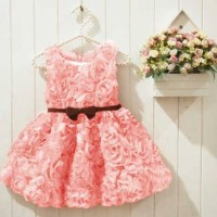 Baju Anak - Little Rose Salem (GI-590)