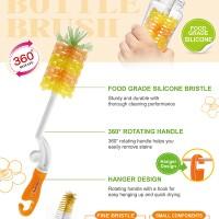 Simba S1415 Rotary Silicone Bottle Brush