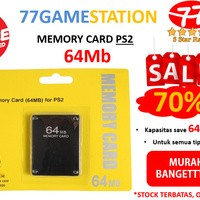 Memory Card / MMC ps2 64mb (TERMURAH)