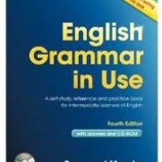English Grammar In Use 4th Edition with answer Key