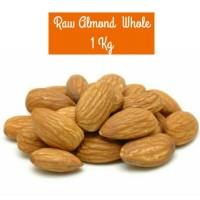 Raw Almond Whole 1 Kg