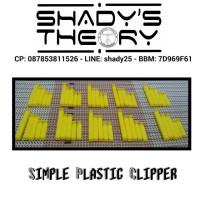 Simple Plastic Clipper