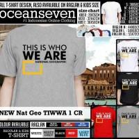 Kaos Distro Ocean Seven NEW Nat Geo TIWWA 1 CRR