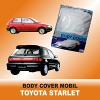 harga Body Cover (Sarung Penutup) TOYOTA STARLET Untuk Mobil Kesayangan Tokopedia.com