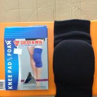 Knee pad pelindung kaki busa kiper / voli / sepakbola / futsal murah