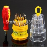 Obeng Set Multi 31 in 1 Screwdriver Handphone Elektronik HP Laptop