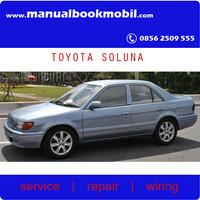 Service Manual Toyota Soluna