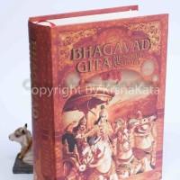 Bhagavad-gita Ukuran Besar + Bonus MP3 700 Sloka Bhagavad-gita