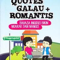Quotes Galau + Romantis
