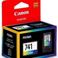 Tinta printer Canon catriadge CL 741 Warna