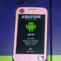ASIADROID AF90 HK- BBM Ready - 3.5 Inch LCD-Dual C
