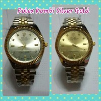 Rolex Oyster Kombinasi Gold