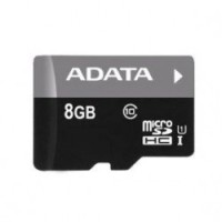 Adata Premier Class 10 Micro SD 8GB UHS-1 up to 30mbps