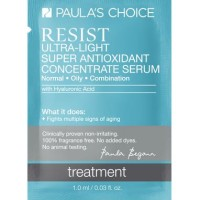 RESIST ULTRA-LIGHT SUPER ANTIOXIDANT CONCENTRATE SERUM Sample Size