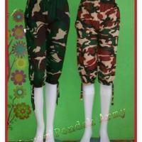 Harem Pendek Army
