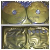MASKER PAYUDARA Gold [ COLLAGEN CRYSTAL CHEST MASK ] per pasang