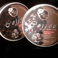 Coffee Body Scrub - Lulur Mencerahkan mengurangi kerutan pada kulit