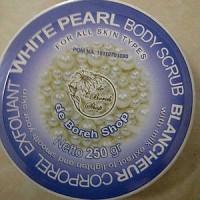 LULUR MANDI - White Pearl body Scrub