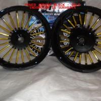 harga Velg Power ANDONG Black GOLD VARIO 125 - 150 Tokopedia.com