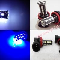 LED H11 9 WATT STROBO ( 2 MODE)