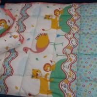 BED COVER BABY PREMIUM (Bonus 1 SET SARUNG BANTAL & GULING BAYI)